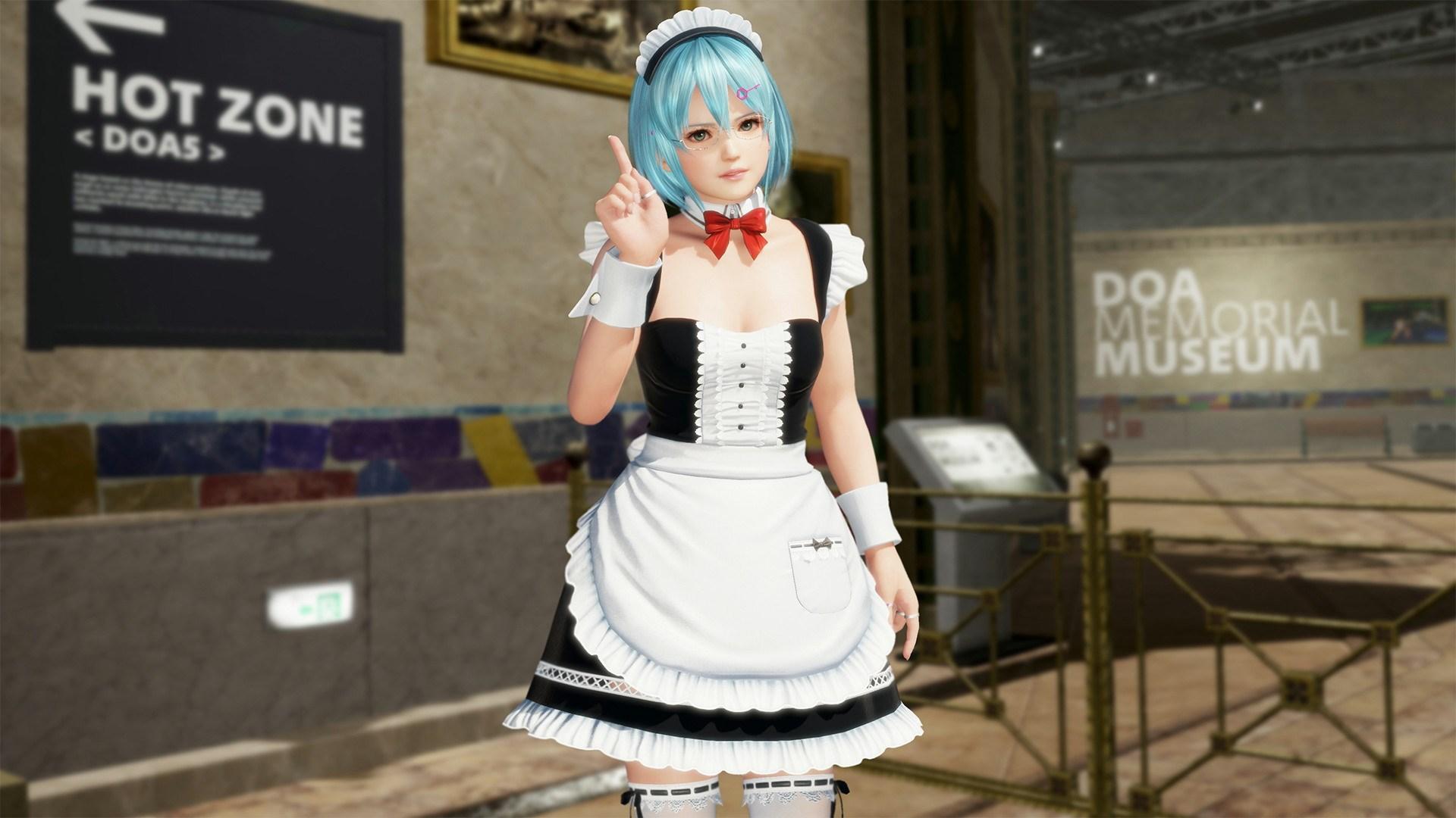 [Revival] DOA6 Maid Costume - NiCO