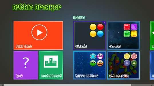 Bubble breaker game download free