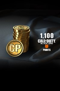1100 punktów Call of Duty®: Black Ops 4