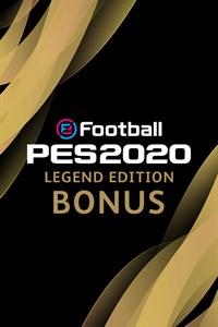 eFootball PES 2020 LEGEND EDITION BONUS