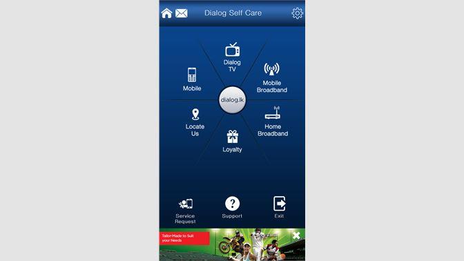 Get Dialog Self Care - Microsoft Store