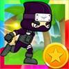 Ninja Run Jungle Adventure