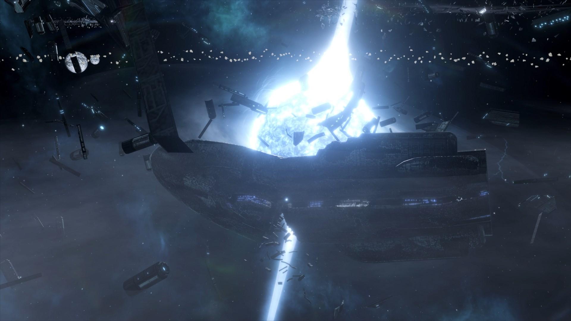 Скриншот №12 к Stellaris Distant Stars Story Pack
