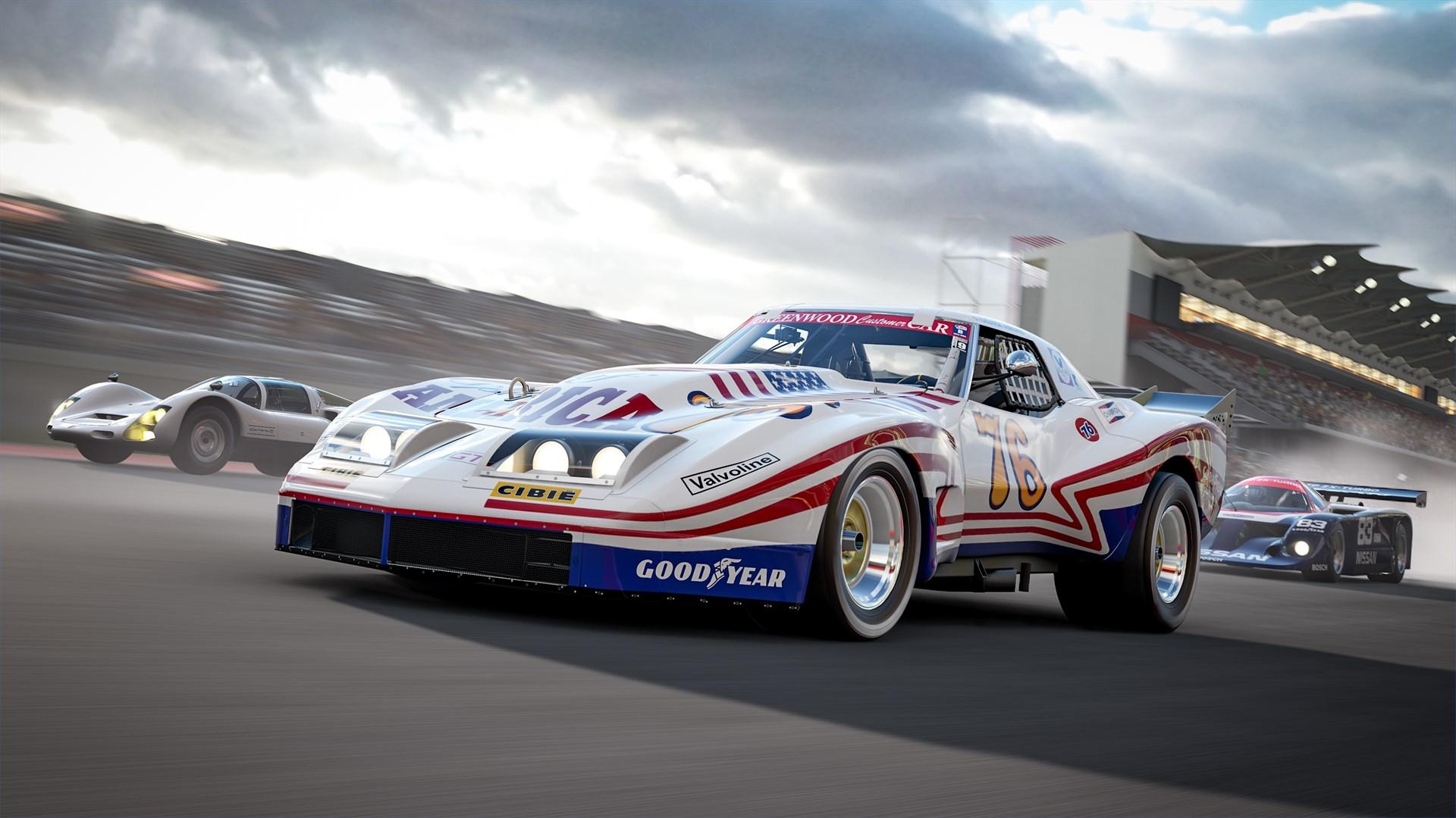 Forza Motorsport 7 1966 Porsche 906 Carrera 6