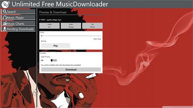 Get Unlimited Free Music Downloader - Microsoft Store en-SA