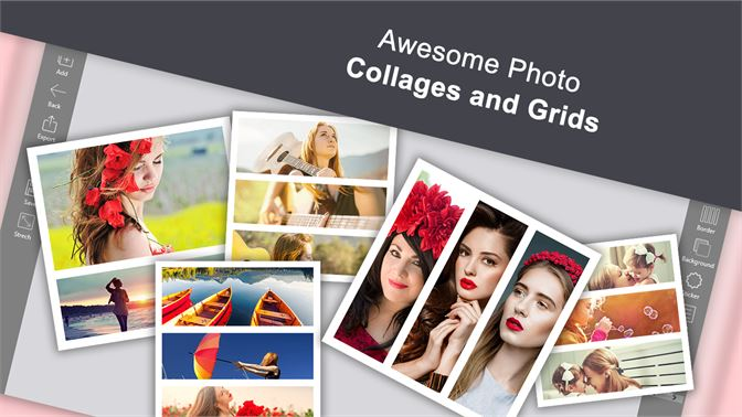 get photo grid photo collage microsoft store