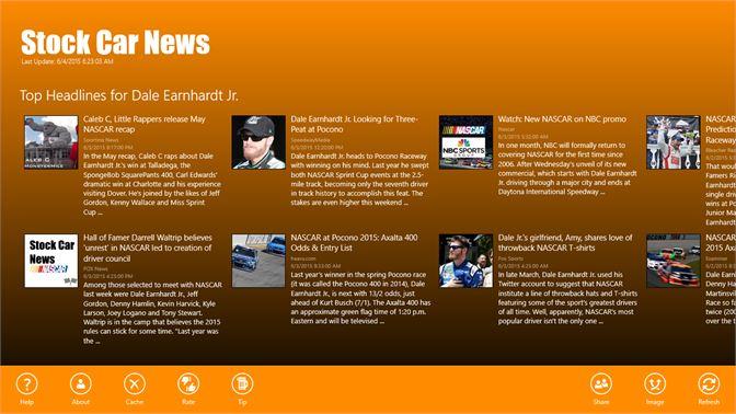 Get Stock Car News - Microsoft Store en-AU