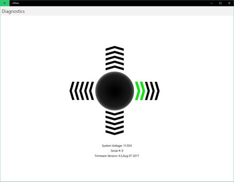 i-Drive® Config Screenshots 1