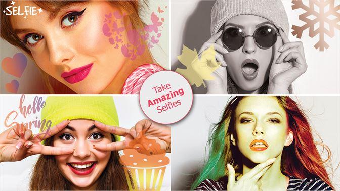 Get Beauty Cam - Discover You, Photo Editor Makeup Camera