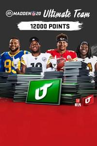 Madden NFL 20: 12000 puntos de Madden Ultimate Team