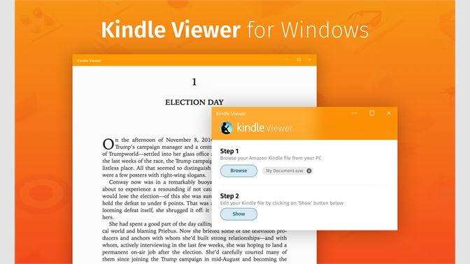 Buy Reader for Kindle Books - Microsoft Store
