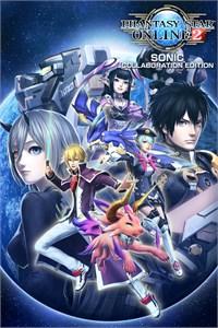 Phantasy Star Online 2 -SONIC Collaboration Edition-