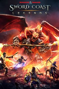 Carátula del juego Sword Coast Legends