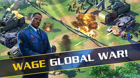 World at Arms - Wage war for your nation! Screenshots 1