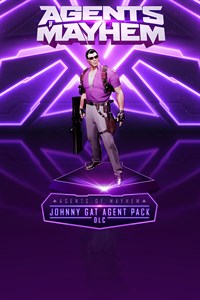 Agents of Mayhem - Johnny Gat Agent Pack