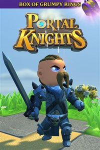 Carátula del juego Portal Knights – Box of Grumpy Rings