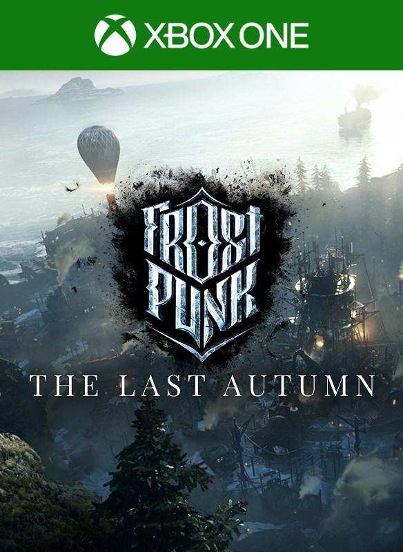 Скриншот №5 к Frostpunk The Last Autumn