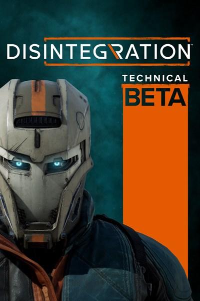 Disintegration Technical Beta