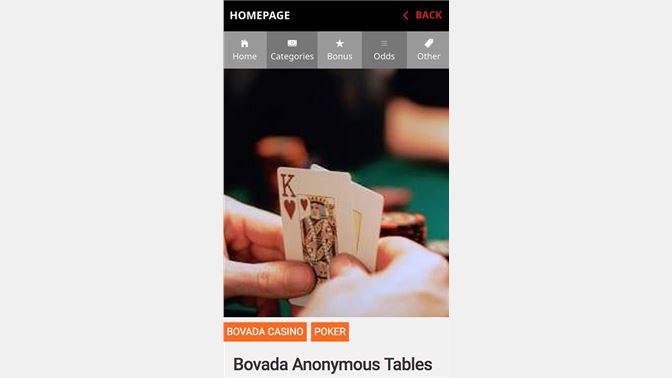 Bovada.Lv/Mobile
