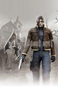 Carátula del juego resident evil 4