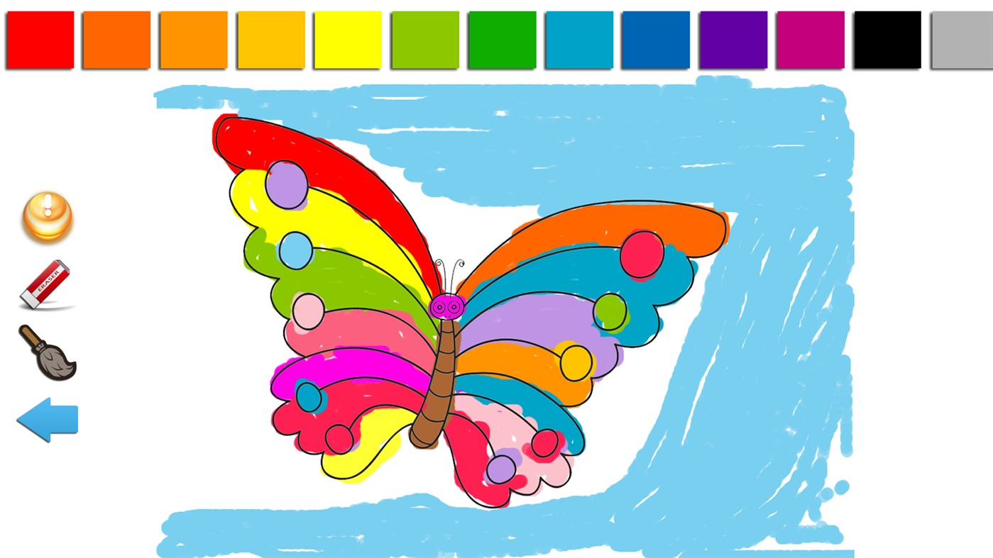 Children Coloring Drawing Sheets – (Windows Apps) — AppAgg