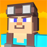 Blocky Skies Craft: Crossy Heroes
