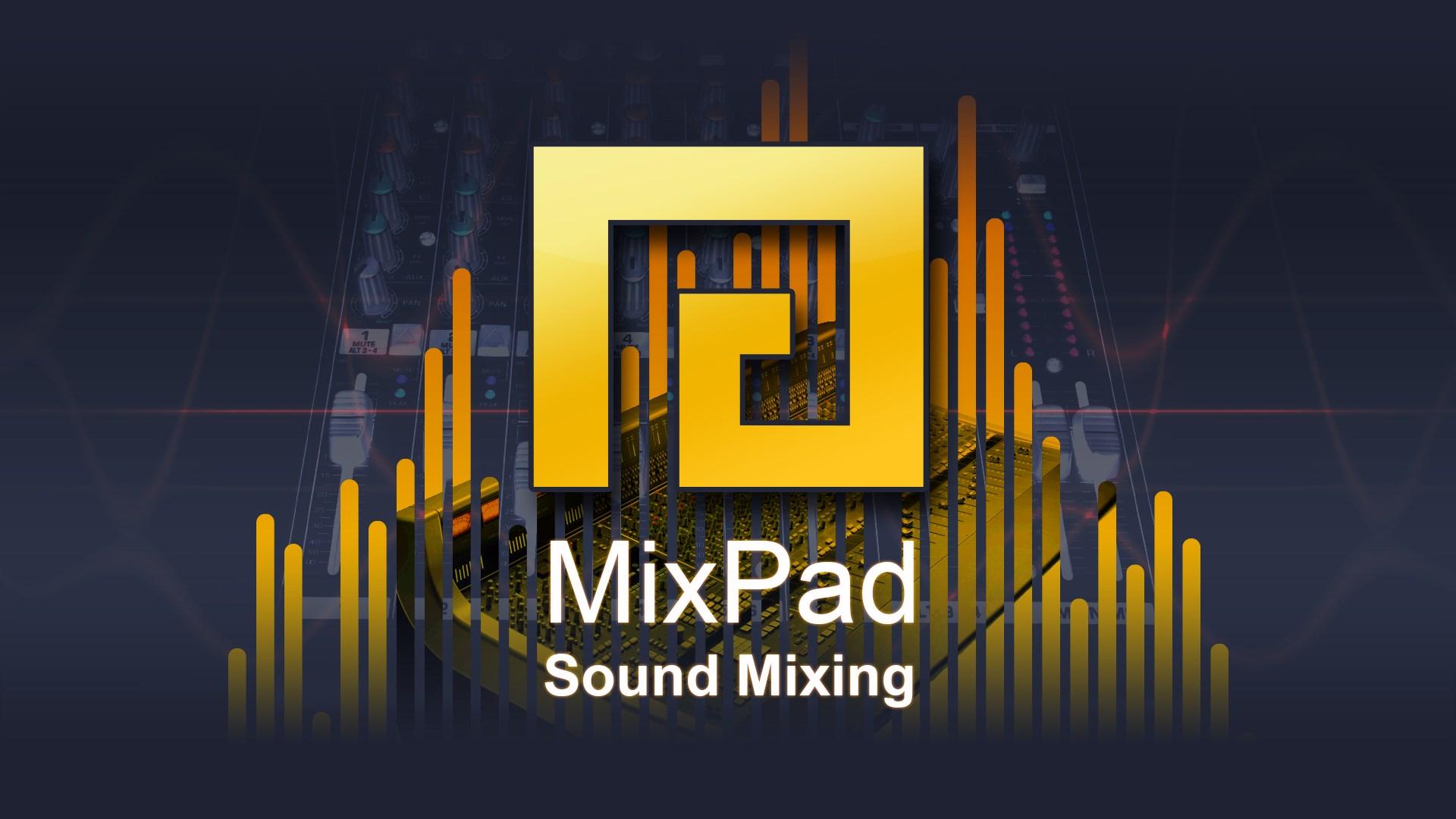 mixpad nch free