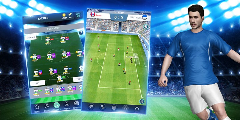 Get Top Football Manager Microsoft Store