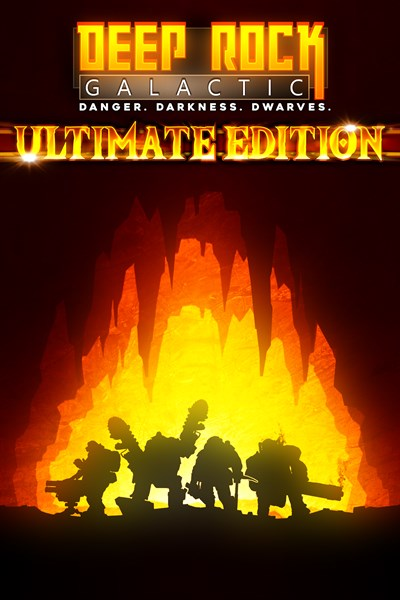 Deep Rock Galactic - Ultimate Edition