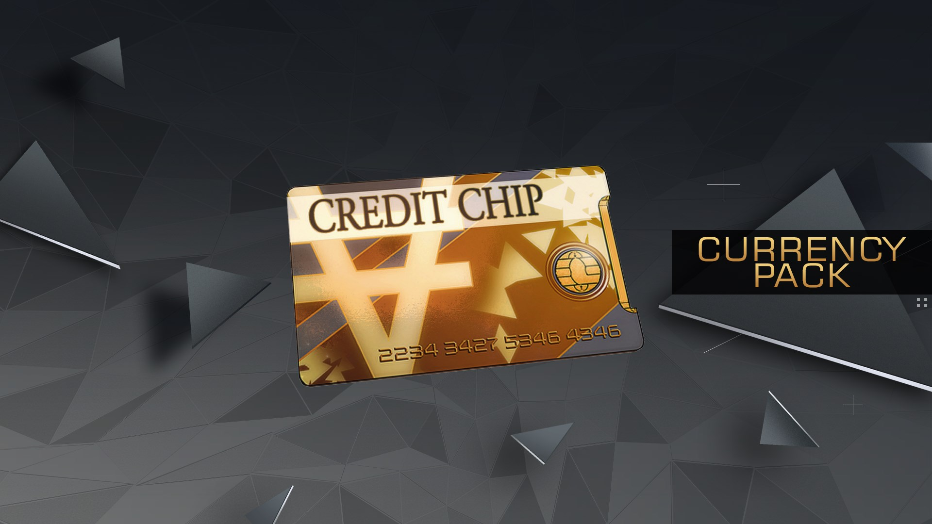 Deus Ex: Mankind Divided - 1000 Credits Pack