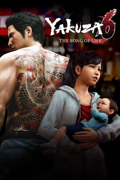 Yakuza 6: The Song of Life for Windows 10