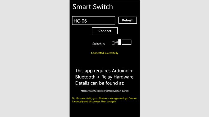Get Smart Switch - Microsoft Store