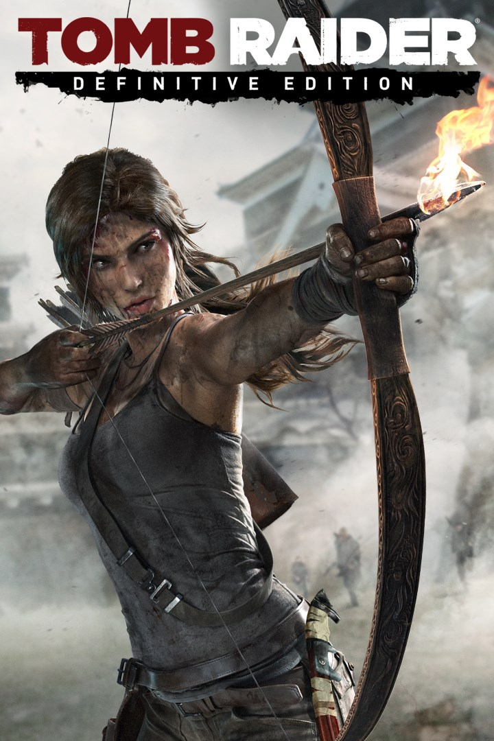 Buy Tomb Raider Definitive Edition Microsoft Store