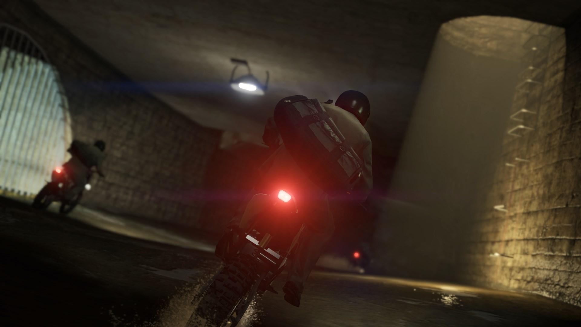 Скриншот №8 к Grand Theft Auto V Premium Edition