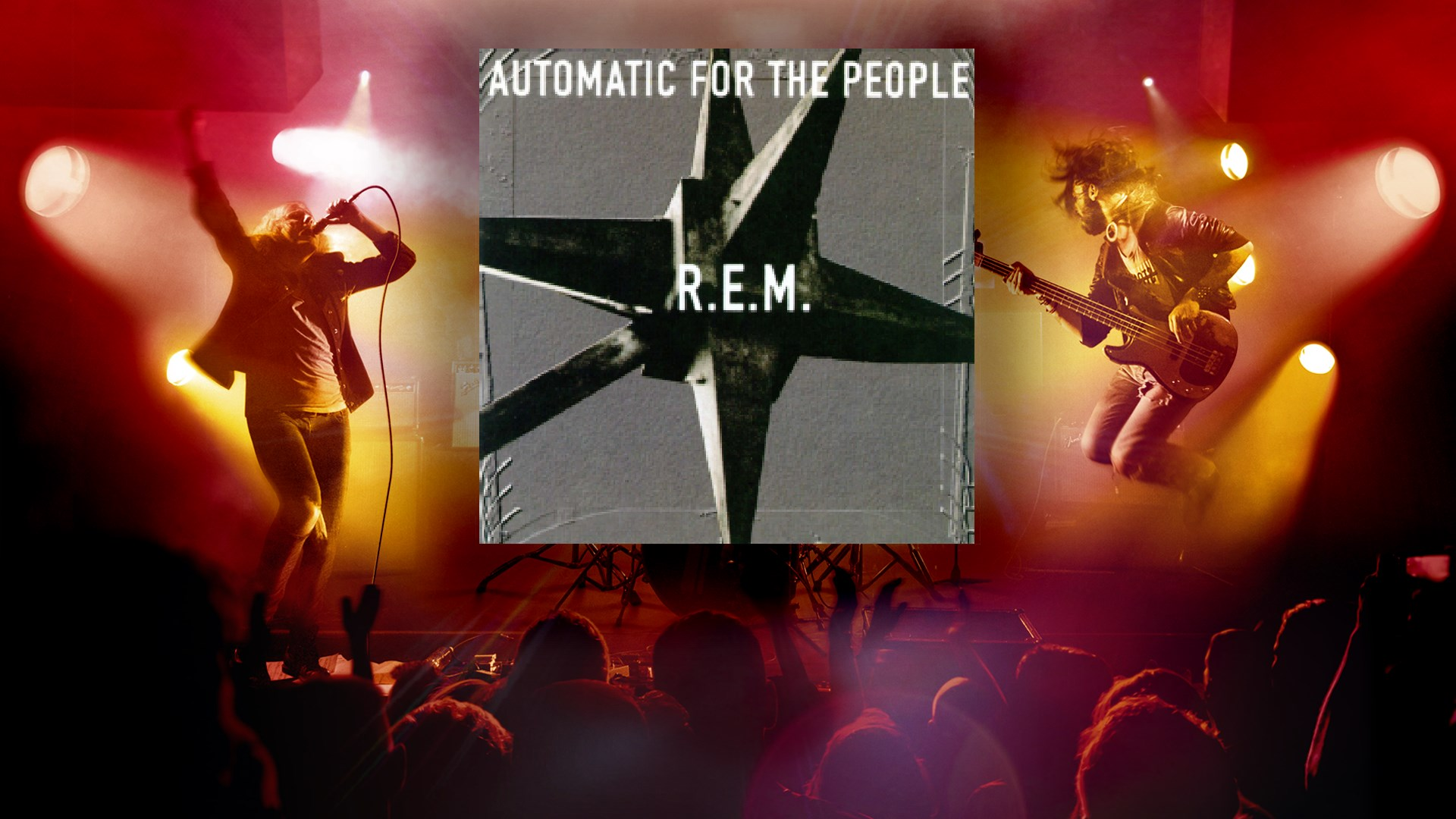 """Man on the Moon"" - R.E.M."