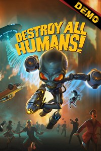 Destroy All Humans Demo