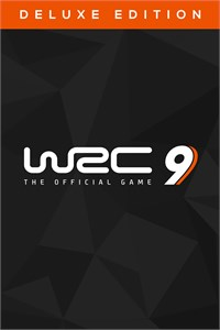 WRC 9 Deluxe Edition FIA World Rally Championship
