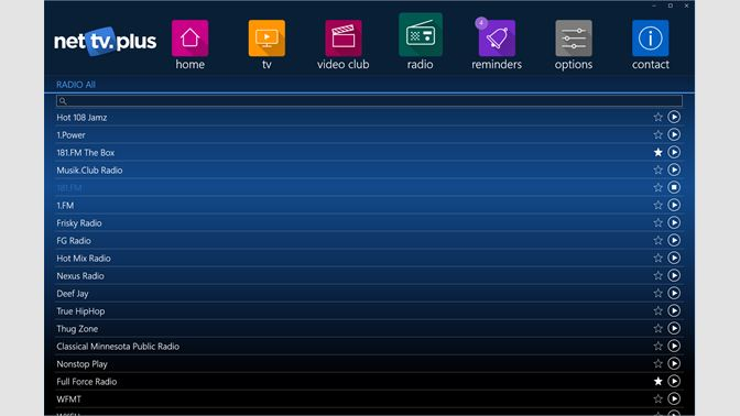 Get NetTV Plus - Microsoft Store
