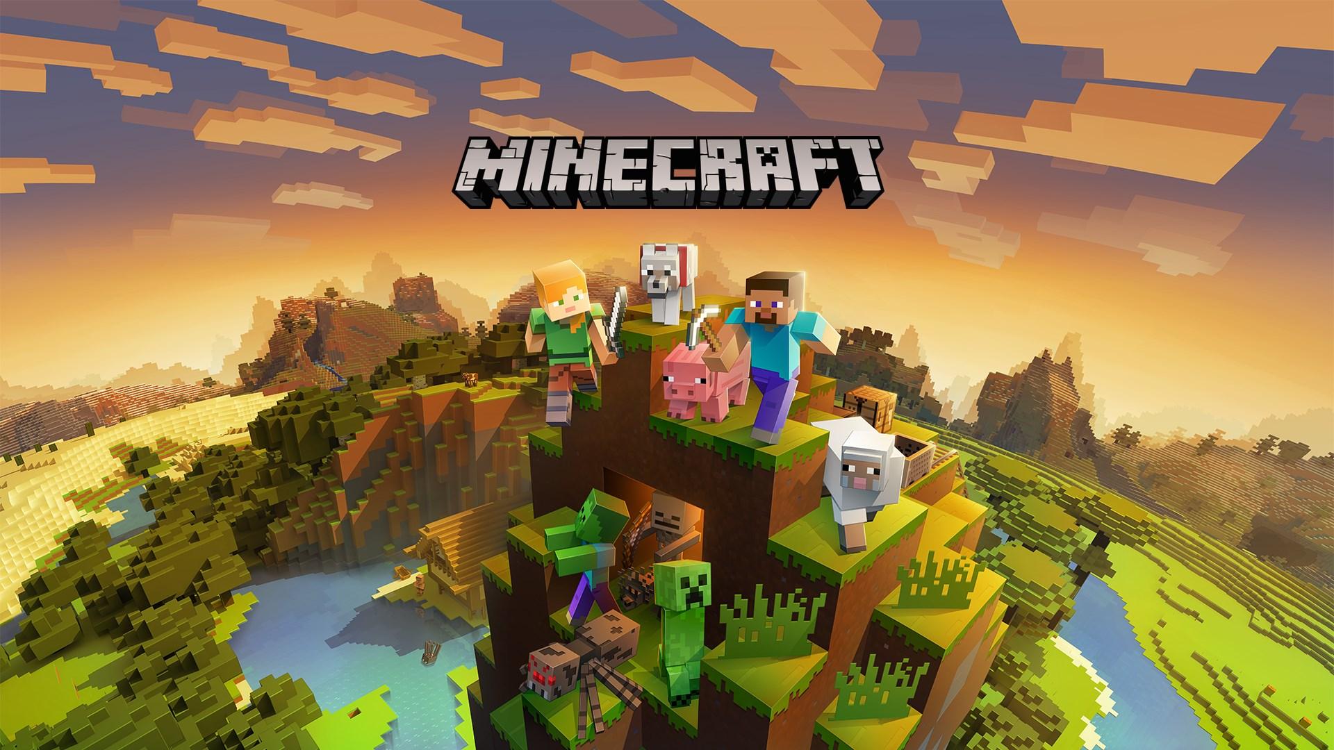 Скриншот №7 к Minecraft Master Collection