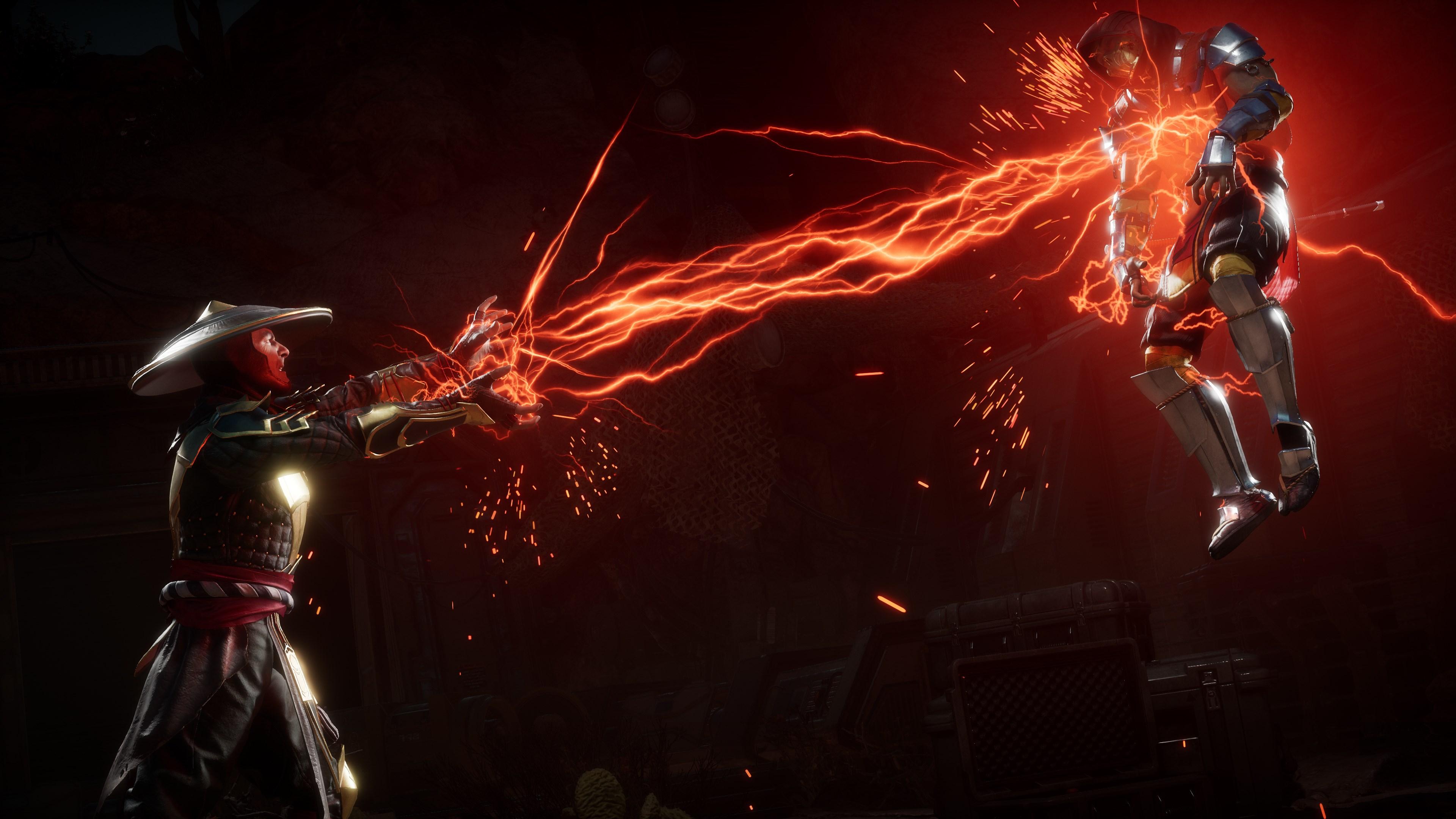 Скриншот №17 к Mortal Kombat 11