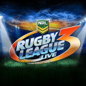 Rugby League Live 3 Xbox One