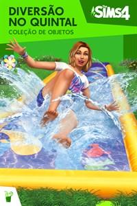 The Sims 4 Diversão no Quintal Coleção de Objetos