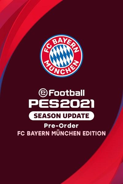 Pre-Order: eFootball PES 2021 SEASON UPDATE FC BAYERN MÜNCHEN EDITION