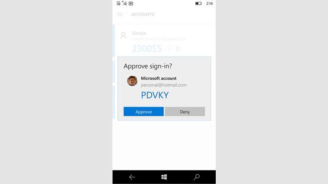 Get Microsoft Authenticator - Microsoft Store