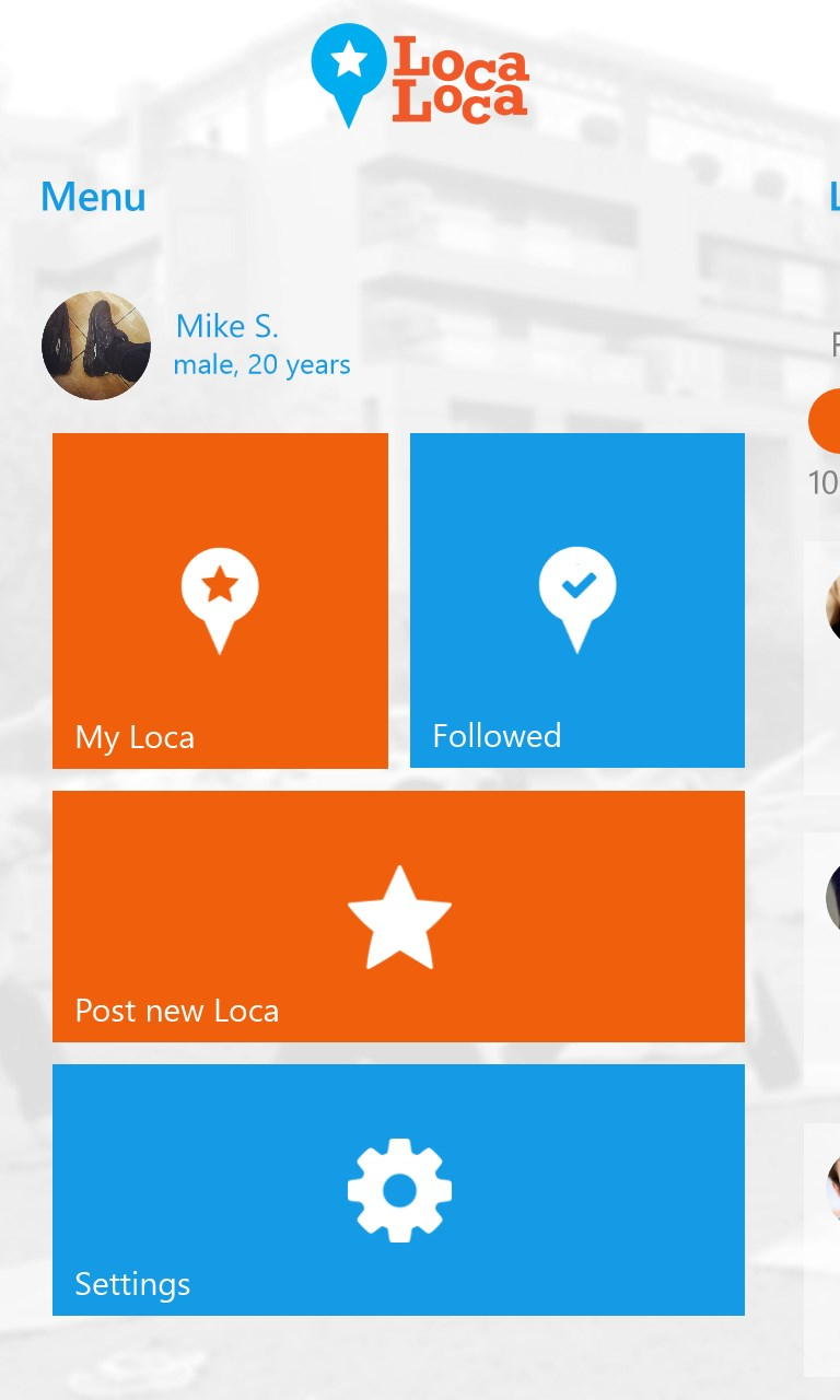 Loca Loca - Local Messenger
