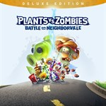 Plants vs. Zombies: Battle for Neighborville™ Deluxe Edition Logo