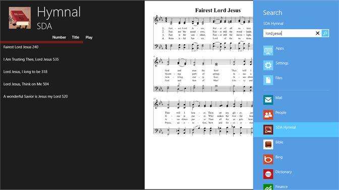 SDA Hymnal kaufen – Microsoft Store de-AT