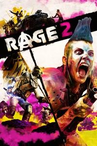 Carátula para el juego RAGE 2 de Xbox 360