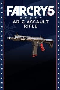 AR-C Assault Rifle with Unique Skin