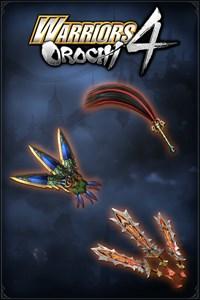Carátula del juego WARRIORS OROCHI 4: Legendary Weapons Jin Pack